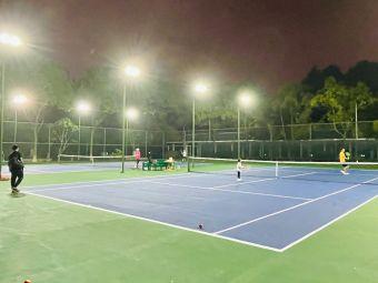 电信花园网球场