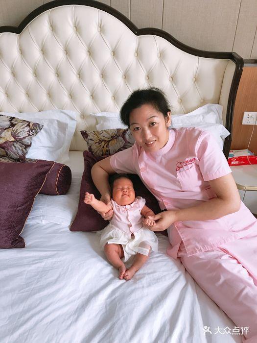 王阿姨和姐姐做爱_大美母婴五星级月子专护中心(江北店)专护王阿姨图片 - 第46张