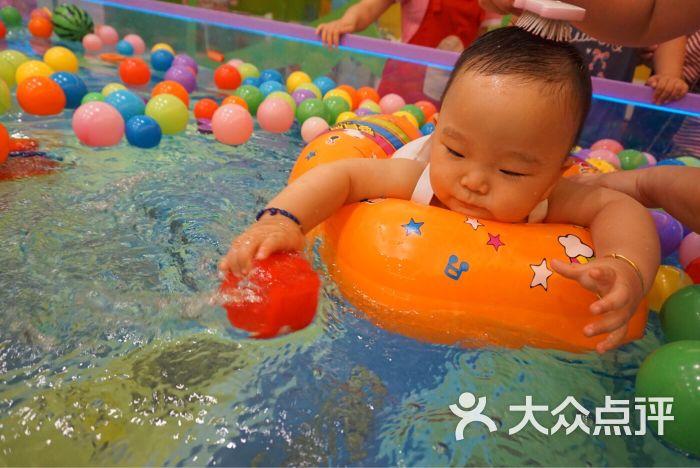 亲贝湾婴幼儿spa中心(惠山万达店)