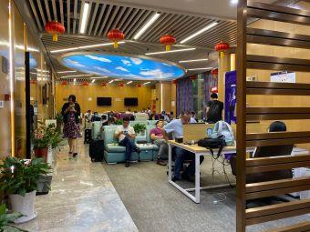 中国南方航空V1头等舱公务舱休息室