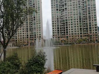 金鸿山水城·游泳池