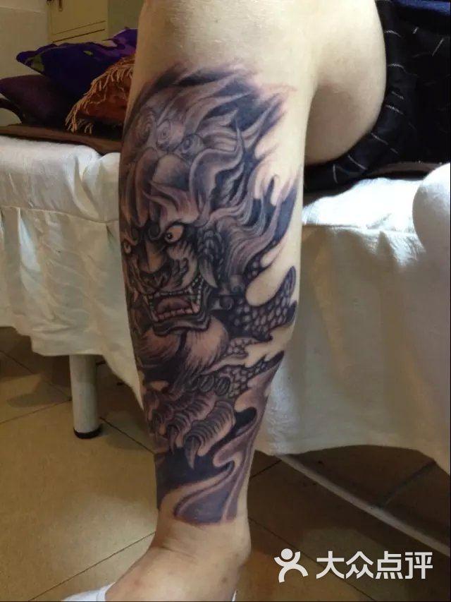 神话纹身唐狮图片 - 第115张