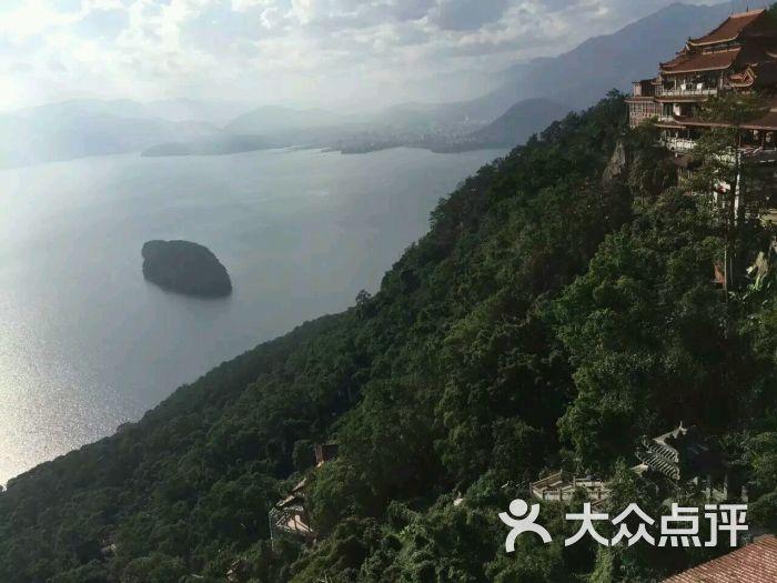 福清石竹山旅游风景区的点评