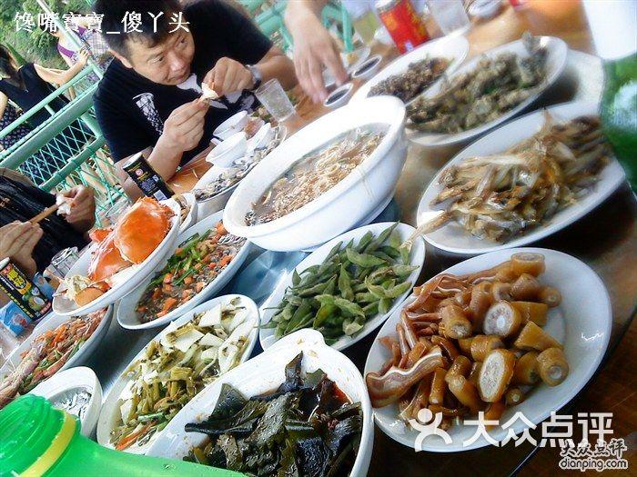 金沙膛挡v图片-1桌图片美食-平阳海鲜美食城国光生豪图片