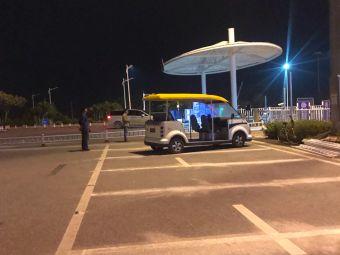 南宁吴圩国际机场T2航站楼·停车场