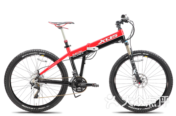 喜德盛自行车电动车(罗冲围专卖店)电动助力自行车图片 - 第14张