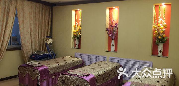 洛阳吉利区附近有值得美容的推荐spa店别墅视频流水素描图片