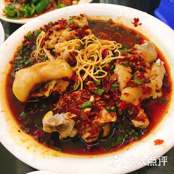 陈蹄花江湖菜