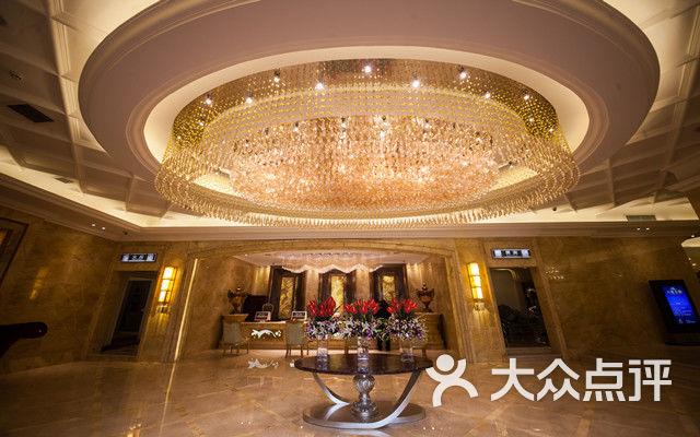 碧涛阁水会酒店大堂图片-北京自助餐-大众点评网