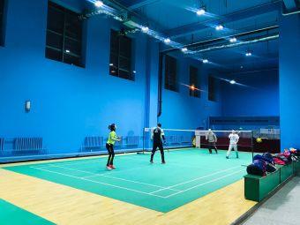哈尔滨工业大学一区正心楼羽毛球馆