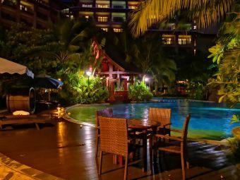 万豪度假酒店游泳池