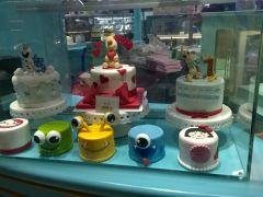 Cake Boss的翻糖蛋糕
