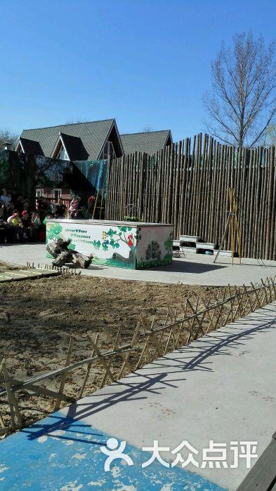 园 北京野生动物园 所有点评                           周末人多车