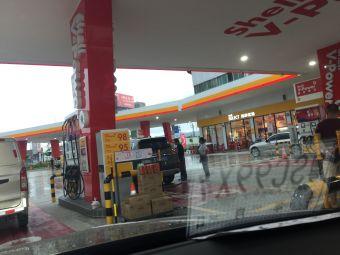 虎门石油虎威加油站(虎威加油站)