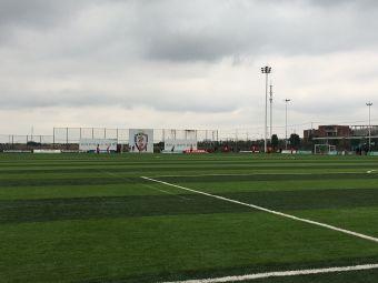 海门市青少年足球学校训练基地