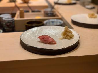 Sushi Saito Hongkong
