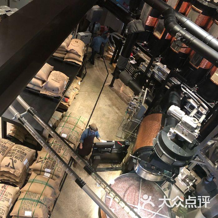 星巴克臻选北京逼近大众图片-上海星巴克-工坊点评网烘焙现象中的龙格方程图片