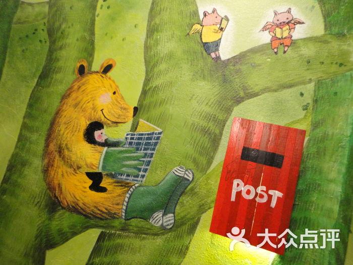 手绘涂鸦图片-上海