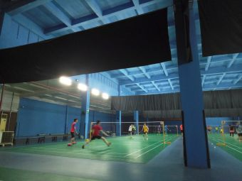 全民羽毛球馆