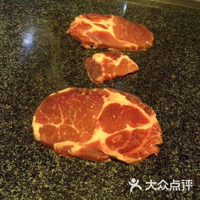 小美食韩式石板烤肉(瓯悦图片猪仔店)-广场-都城食温美图片