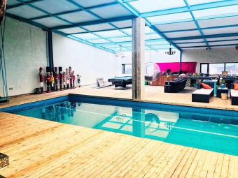 HERE这哒 私人泳池会所