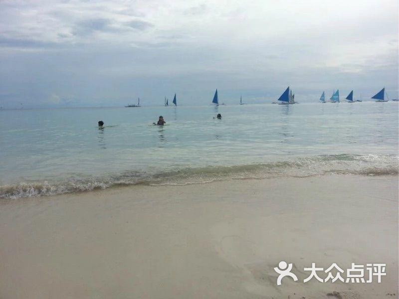 长滩岛丽晶沙滩酒店自助餐厅的点评