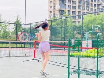 易网球俱乐部(明珠城香湖苑球场)