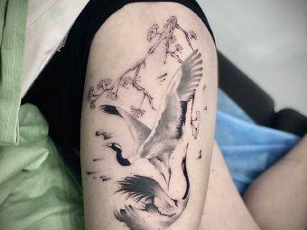 无境刺青•纹身
