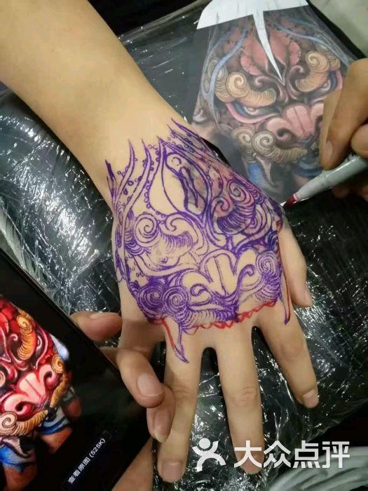刺青 纹身 525_700 竖版 竖屏