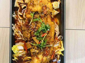 酥先生烤鱼饭(英华路店)