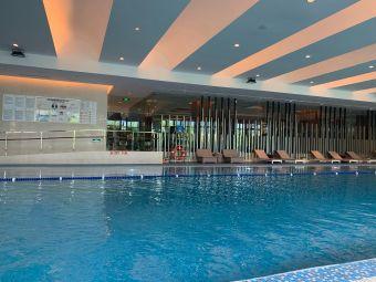 中天凯悦酒店游泳池