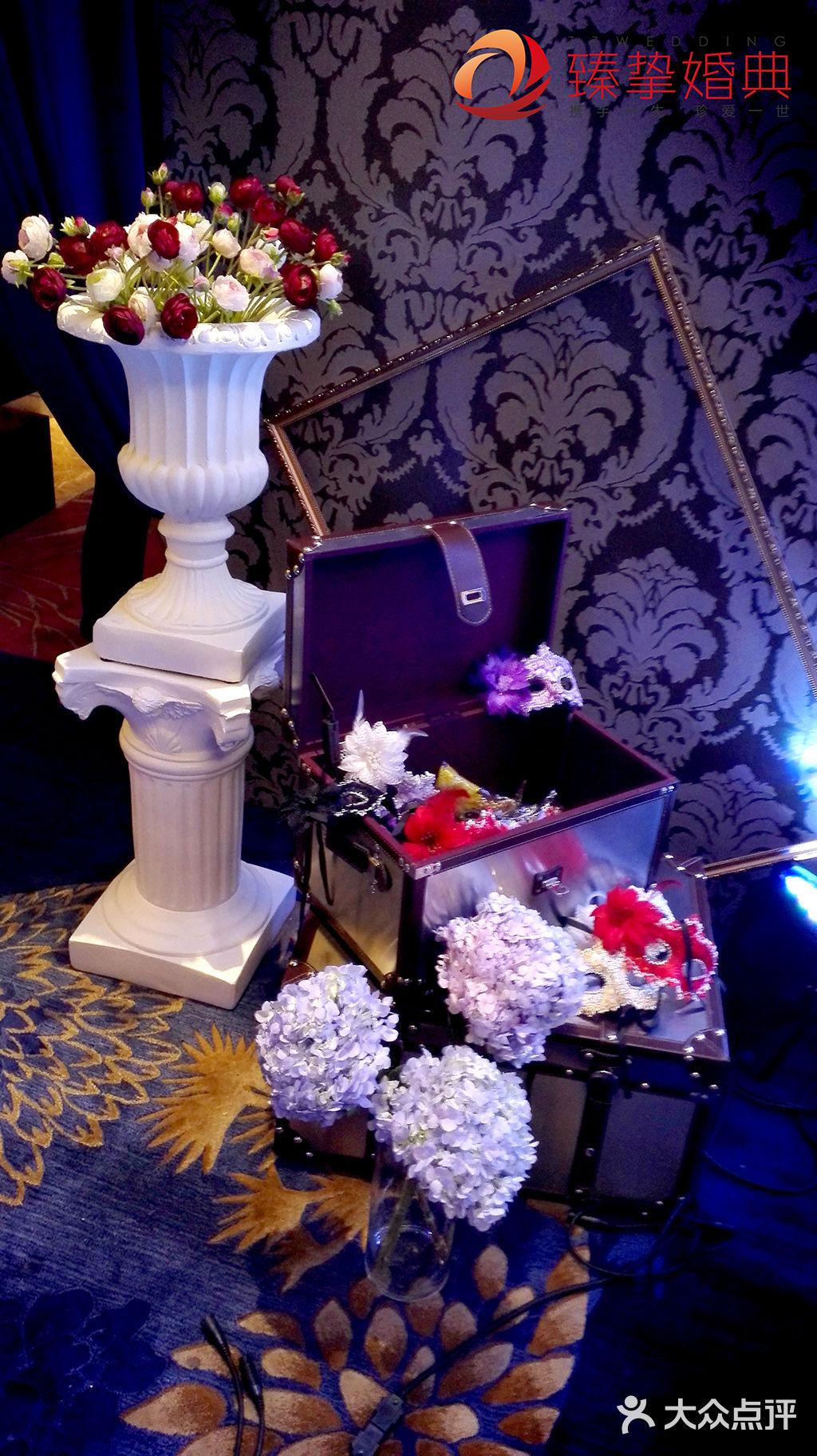 皇家舞会欧式宫廷奢华套系-臻挚婚典—创意主题婚礼