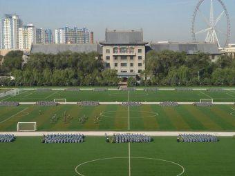 哈尔滨工程大学足球场