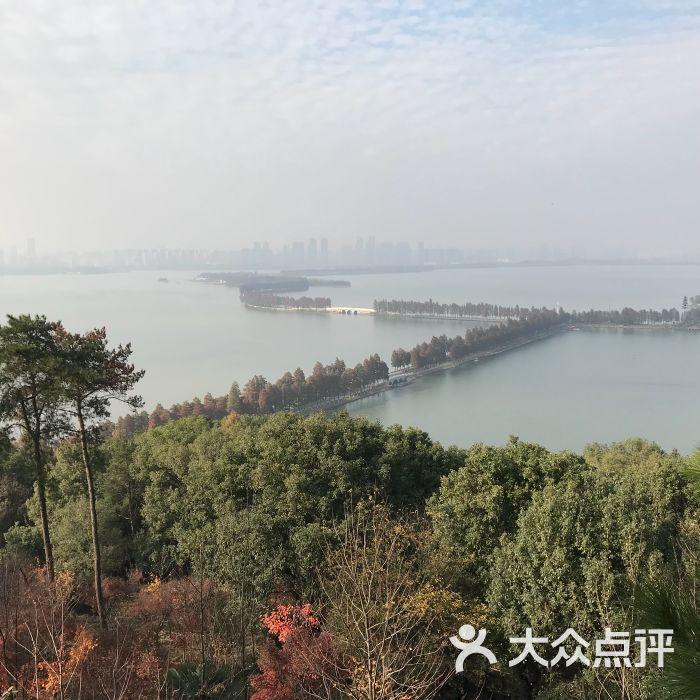 东湖磨山风景区图片 - 第4张