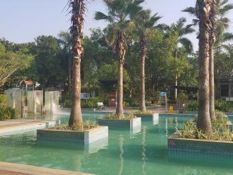 惠州龙门南昆山温泉旅游大观园酒店游泳池