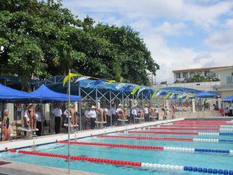 湛江市跳水运动学校游泳场