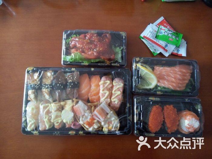 大喜屋寿司外卖菜品图片 - 第1张