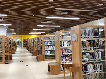 厦门市图书馆(集美新城馆区)