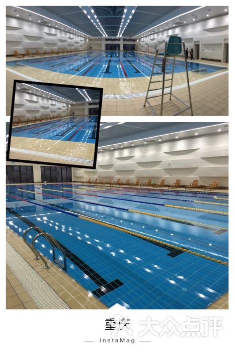 渝州宾馆-室内游泳池图片-重庆酒店-大众点评网