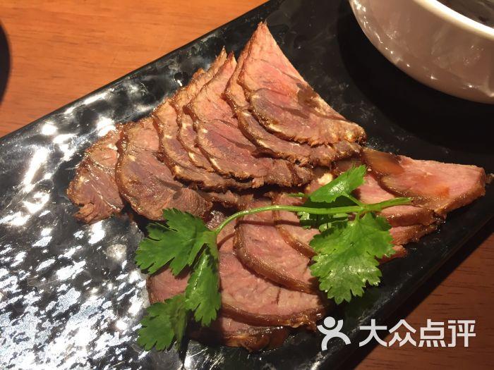 胖哥俩肉蟹煲(巴黎春天店)招牌酱牛肉图片 - 第4707张