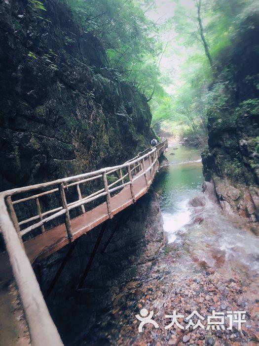 青松岭大峡谷景区-图片-兴隆县周边游-大众点评网