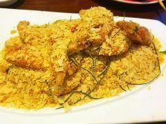 融合马来西亚餐厅(嘉里城店)的麦片虾