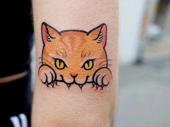 纹人墨刻纹身刺青