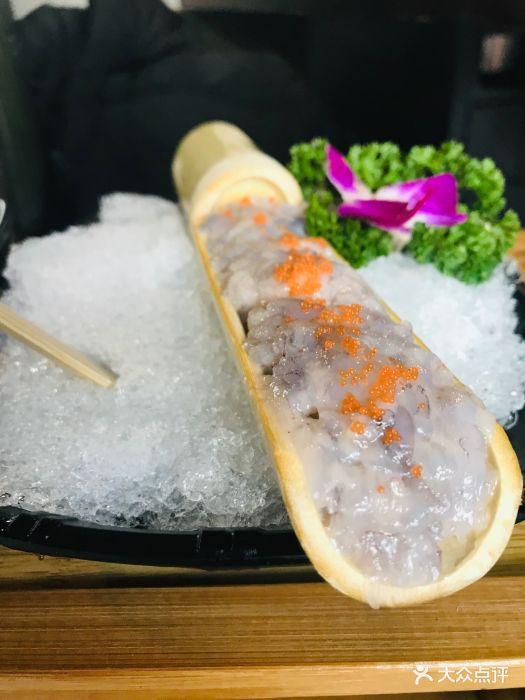 腩潮鲜牛腩火锅手打虾滑图片
