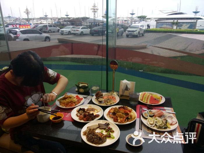 日照蓝海美食大作文蓝钻美食国际自助百汇的点评的天降未来国际_饭店图片