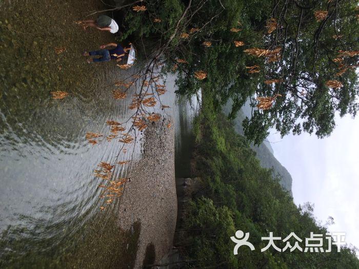 西河景区-金刚台旅游风景区图片-商城县周边游-大众