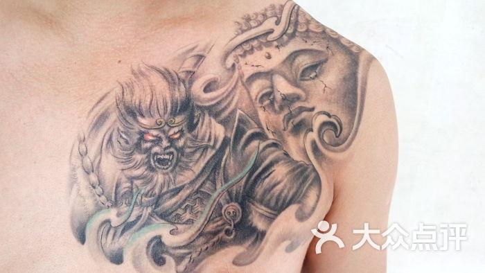 九龙堂纹身(解放碑总店)图片 - 第1张