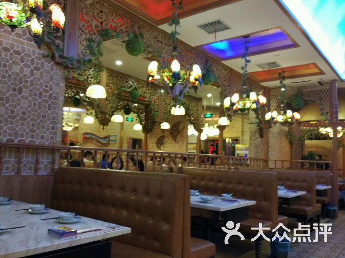 北疆天地-图片-合肥美食街茂业贤美食亲饭店图片