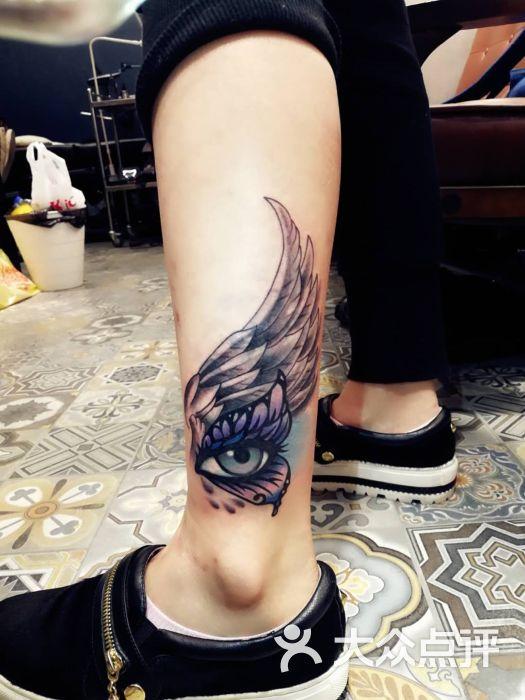 tattoomama纹身工作室(亲子花街韩国城店)图片 - 第37张