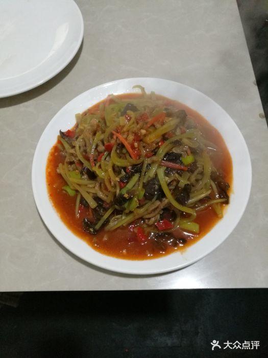 陕北大红枣饭店鱼香肉丝图片 - 第6张